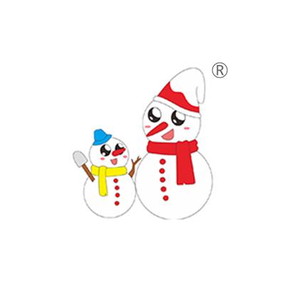 转让商标-两个雪人